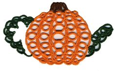 cute pumpkin.  I'll have to try and find this pattern...!