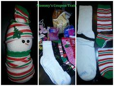 DIY - Sock Snowman!