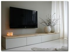 45 ways to use IKEA Besta units in home decor ., 45 ways to use IKEA Besta units in home decor Home Living Room, Living Room Designs, Living Room Decor, Apartment Living, Attic Apartment, Ikea Living Room Storage, Living Room Tv Unit, Bedroom Tv Wall, Bedroom With Tv