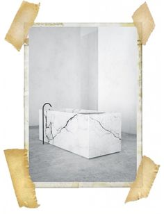 BROSE NOSE: NEED / marble everything BATHROOM
