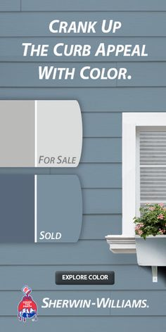 Should I Paint The Outside of My House Blue?   A Color Specialist in Charlotte