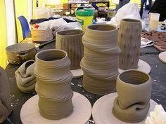 Gustavo Perez by Jenny Lewis Pottery, via Flickr