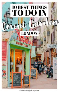 Best Markets In London, London Guide, Travel Advice, Travel Stuff, Travel Ideas, Covent Garden, London Travel, Culture Travel, Travel Couple