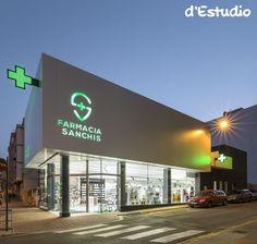 Farmacia Sanchis by d'Estudio, Ribarroja del Turia – Spain » Retail Design Blog More
