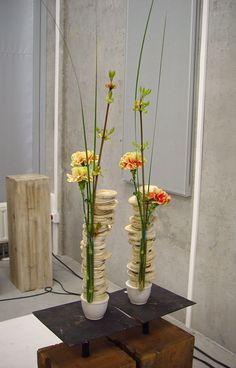 Kilka słów o niedzielnym pokazie…  florysta Jürgen Herold.