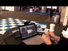 Gesture Controls Pilot Drone - YouTube