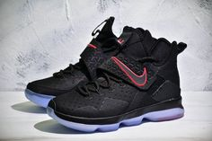 3b3823d8c55d Cheap Wholesale Nike Lebron 14 XIV Red Black Light Blkue - China Wholesale Nike  Shoes