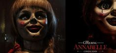 Horror film Annabelle, coming soon to theatres!
