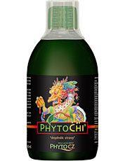 PhytoChi - každodenní porce zdraví - na posílení imunity a detoxikaci - vychází z tradiční čínské medicíny za použití významných bylin. Sauce Bottle, Soy Sauce
