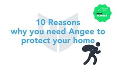 Angee. 10 shocking home security facts
