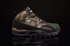 NIKE AIR TRAINER SC SNEAKERBOOT (CAMO OLIVE) | Sneaker Freaker