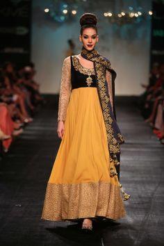 Lakme Fashion Week Winter/Festive 2014 : Vikram Phadnis
