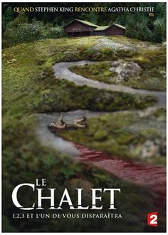 Le chalet poster, t-shirt, mouse pad Agatha Christie, Series Movies, Tv Series, Trailers, Best Television Series, Stephen King, France 2, Netflix Movies, Best Series