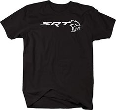SRT Hellcat Mopar Charger Challenger Racing T shirt: Display your passion with this Short Sleeve T-shirt. SRT Hellcat Mopar Charger Challenger Racing T shirt Professionally Produced with American Pride when purchased from Lifestyle Outfitters Brand! Llama Shirt, T Shirt, Cat Gym, Srt Hellcat, At Home Gym, Mopar, Types Of Shirts, Racing, Volkswagen Models