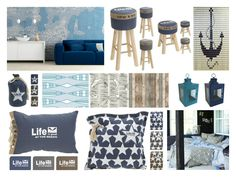 Inspiratie voor een Maritiem interieur Zen, Blog, Projects To Try, Throw Pillows, Architecture, Home, Balcony Ideas, Lounge Seating, Farmhouse