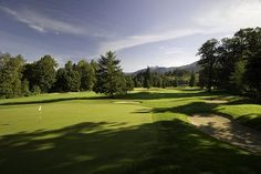Squamish Valley Golf - not only a great golf course, but also home to an amazing all-you-cat eat, custom-made-for-you, pasta buffet each Friday night. Two thumbs up!