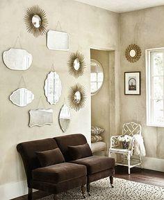 Love .... Mirrors, Mirrors, Mirrors