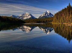 Leach Lake - Jasper National Park