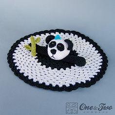 Panda_security_blanket_pattern_ I love this! Baby Security Blanket, Lovey Blanket, Crochet Lovey, Crochet Yarn, Crochet Blankets, Knitting Room, Baby Knitting, Baby Lovey, Knitted Animals