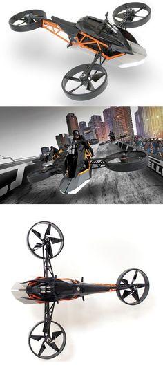 Quadcopter #DroneConcept