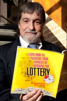 Richard Lustig Speaker, 7 Time Lottery Game Grand Prize Winner, Learn How to Increase Your Chances of Winning The Lottery, www.