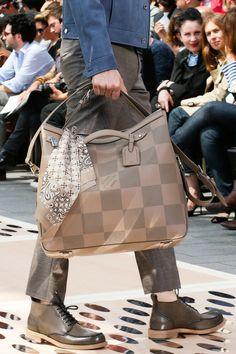 Louis Vuitton Men's Spring Summer 2014