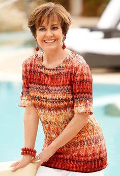 Warum wird die Tunika von uns Frauen so heiß geliebt? Im Magazin verraten wir Ihnen, warum dieses Kleidungsstück garantiert nie aus der Mode kommt. #Mode