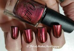 """Here is Colors by Llarowe ... """"Show Me the Love"""" This polish is really fantastic!   #cbl #showmethelove #notd"""