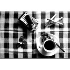 coffee and cigs found on Polyvore