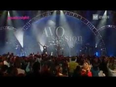 Gotthard AVO Session 2007 Full Concert