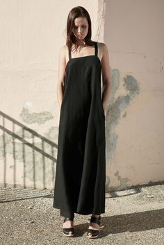 15aac8ce0f4 D Ring Dress - Super Black | Emerson Fry Modern Hippie, Modern Boho,  Eccentric