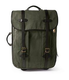 Filson Rolling Check-in Bag Medium Otter Green 70374