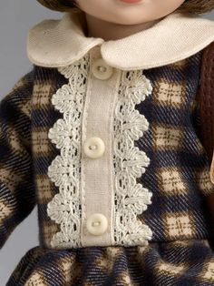 Smart as a Whip Patsy® -  #pinned #details #dollchat ^kv - Patsy Collection - 2013 #FallRelease