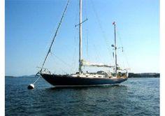 Hinckley 40 Sailboat   1974 40 (ft.) HINCKLEY Bermuda 40 MK II Yawl Showcase