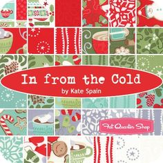 'In From the Cold' Kate Spain Christmas!
