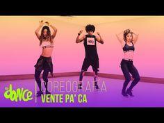 Vente Pa' Ca - Ricky Martin ft. Maluma - Coreografía - FitDance Life - YouTube