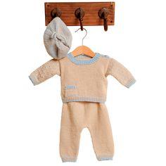 Джемпер и штанишки для малыша