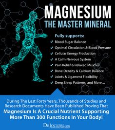 Top 12 Best Food Sources of Magnesium - DrJockers.com