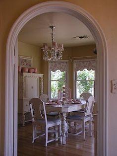 wonderful dining room!
