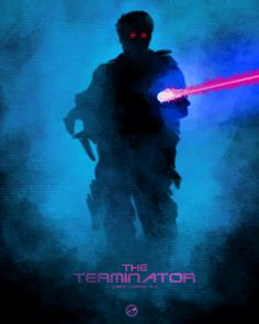 """The Terminator"" by Mainger"
