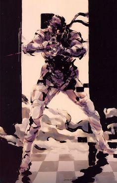 Metal Gear Solid: Snake