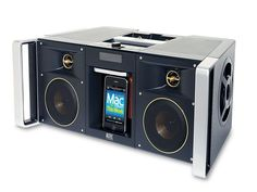 Altec Lansing MIX iMT800 review | The iPod speaker dock with an 80s boombox twist Reviews | TechRadar