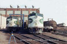 Vintage Trains, Railroad History, Southern Railways, Norfolk Southern, Covered Wagon, Diesel Engine, Locomotive, Evolution, Folk Art
