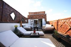 BEST RIADS TRIP ADVISOR -    MARRAKECH BEST OF 2012 TOP PLACE TO STAY IN MOROCCO RIA DAR NAJAT BY BLACK ZITOUN        ...
