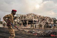 Al menos 137 muertos tras atentado con camión bomba en Somalia | El Puntero