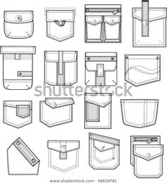37 Ideas Sport Fashion Design Sketch For 2019 Sewing Hacks, Sewing Tutorials, Sewing Projects, Sewing Patterns, Flat Drawings, Flat Sketches, Technical Drawings, Dress Sketches, Techniques Couture