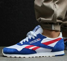 Not much a reebok fan but these are crazy nice i love the red white and blue color way on these
