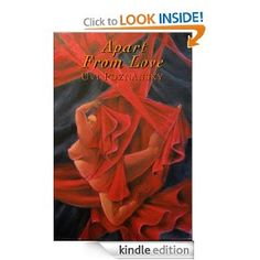 Book Review of Apart From Love by Uvi Poznansky - Rich Weatherly, Author