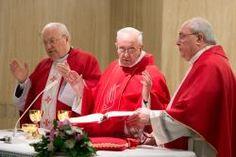 HOMILIAS DEL PAPA FRANCISCO: Las manos de Dios no nos abandonan-Papa Francisco