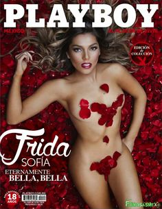 Frida Sofia Revista Playbloy Mexico Febrero 2015 [PDF Digital] | FamosasMex